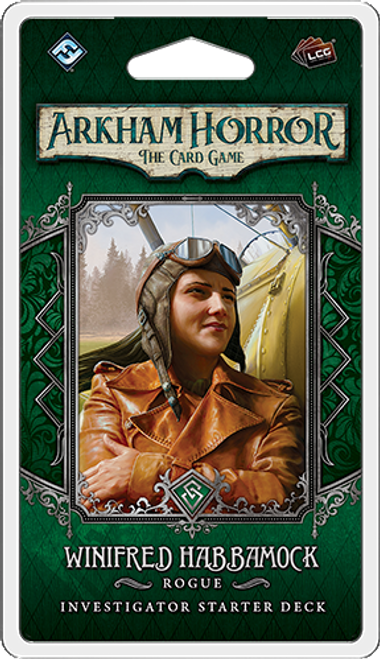 Arkham Horror: The Card Game - Winifred Habbamock Investigator