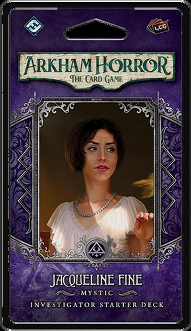Arkham Horror: The Card Game - Jacqueline Fine Investigator