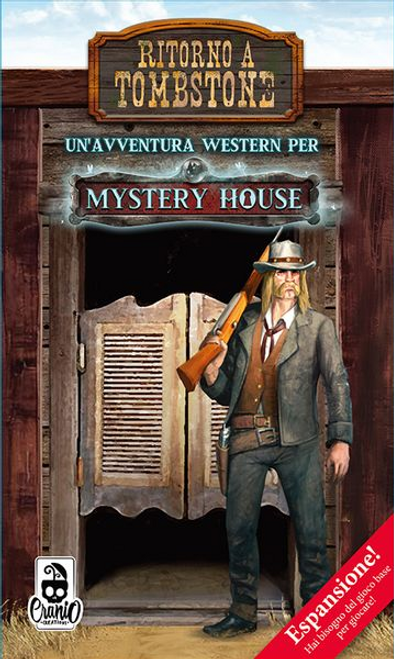 Mystery House: Adventures in a Box - Back to Tombstone