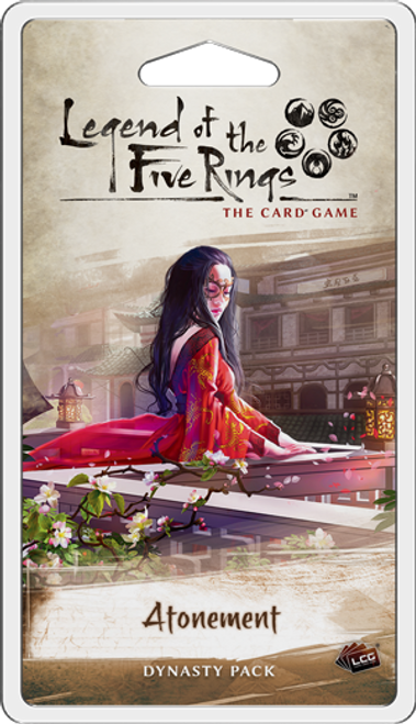 Legend of the Five Rings: The Card Game - Atonement