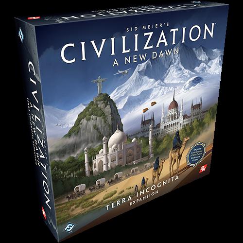 Sid Meier's Civilization: A New Dawn – Terra Incognita