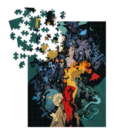 Hellboy Universe  1000 Piece Puzzle