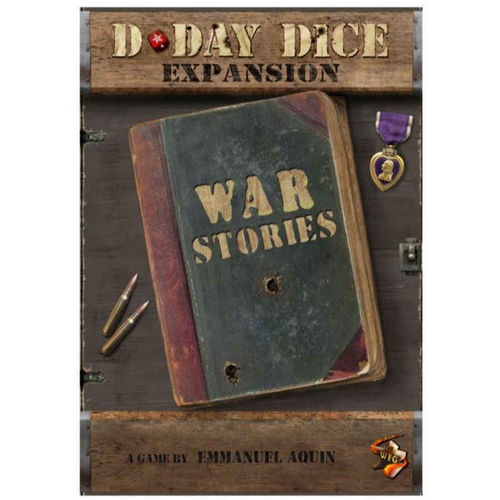 D-Day Dice ( second edition ): War Stories