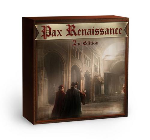 Pax Renaissance ( second edition )