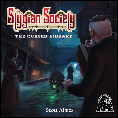 The Stygian Society: The Cursed Library