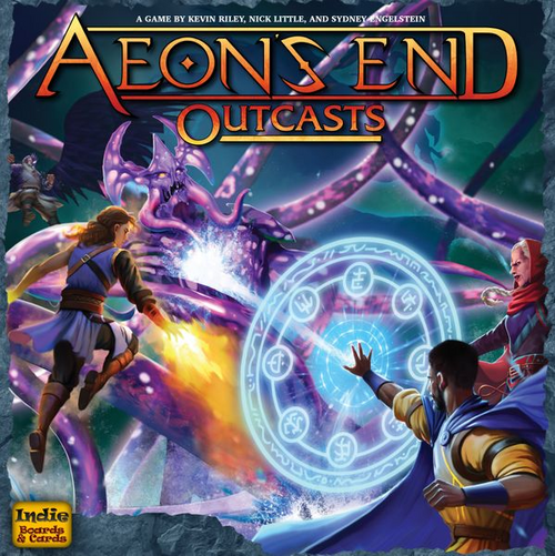 Aeon's End: Outcasts Expansion ( second edition)