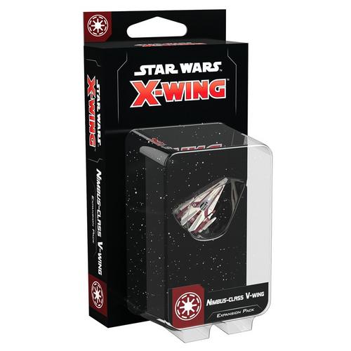 Star Wars X-Wing: 2nd Edition - Nimbus-Call V-Wing