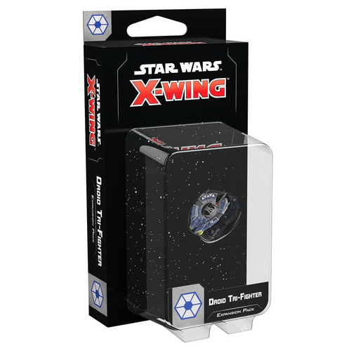 Star Wars X-Wing: 2nd Edition - Droid Tri-Fighter