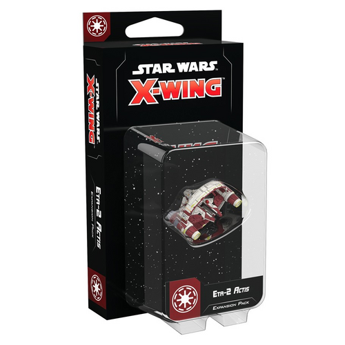 Star Wars X-Wing: 2nd Edition - Eta-2 Actis