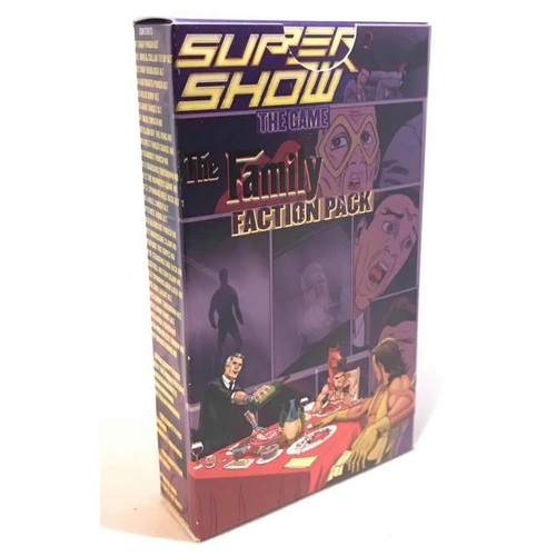 Supershow Faction Pack: The Family