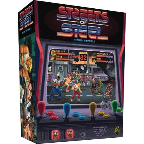 Streets of Steel: Kickin' Asphalt