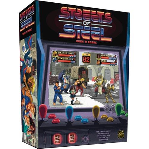 Streets of Steel: Rush N Scare