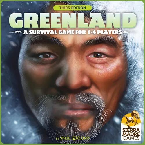 Greenland ( third edition )