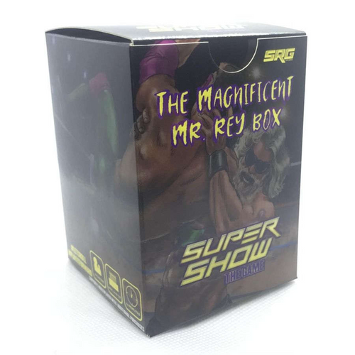 Supershow Mr. Rey Box
