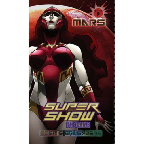 Supershow Structure Deck: Mars