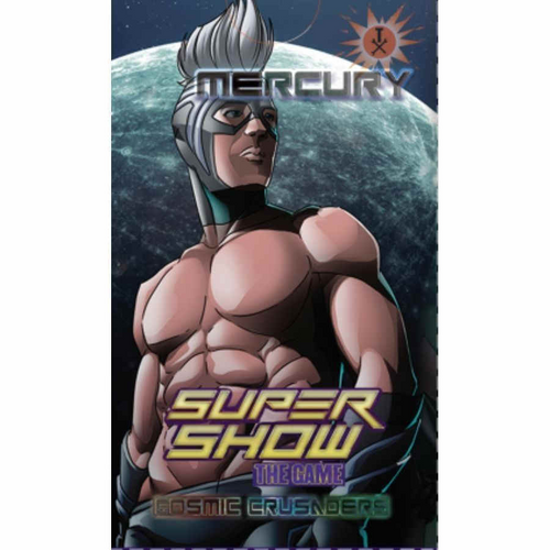 Supershow Structure Deck: Mercury