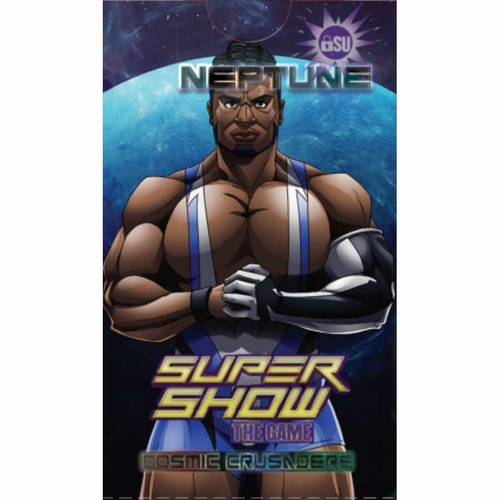 Supershow Structure Deck: Neptune