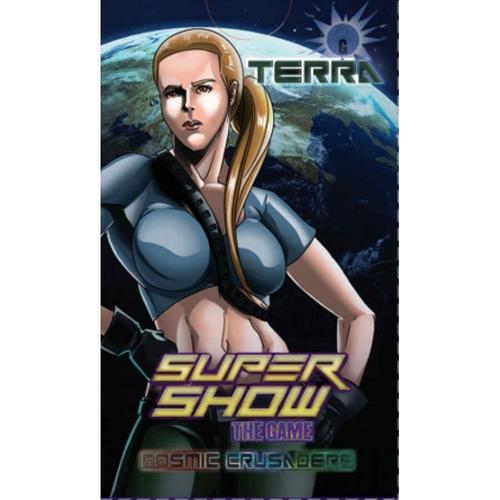 Supershow Structure Deck: Terra