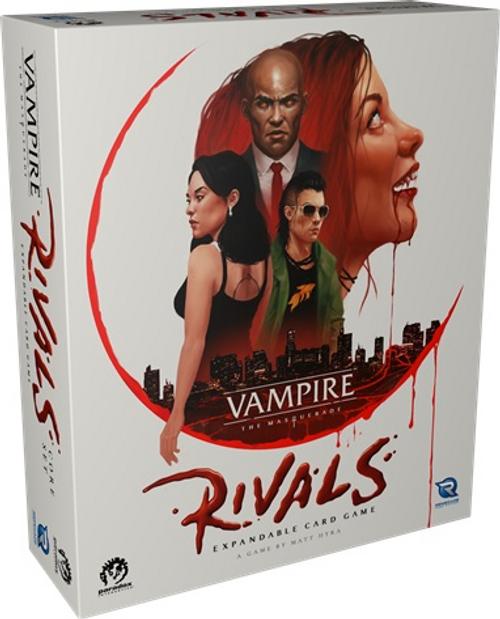 Vampire The Masquerade Rivals ECG: Core Set
