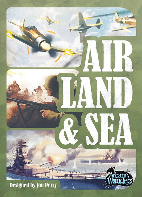 Air, Land & Sea: Revised Edition