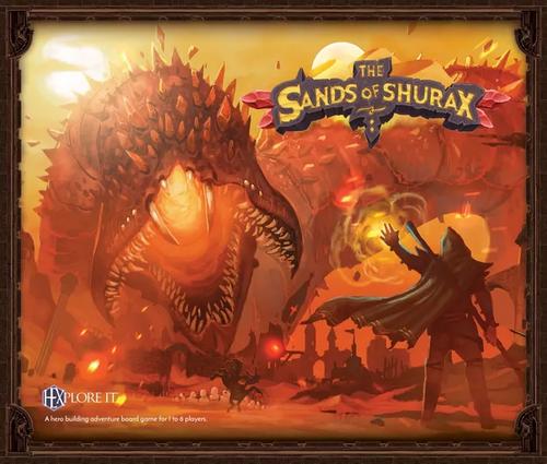 HEXplore It: The Sands of Shurax