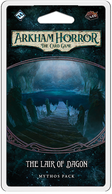 Arkham Horror: The Card Game - The Lair of Dagon