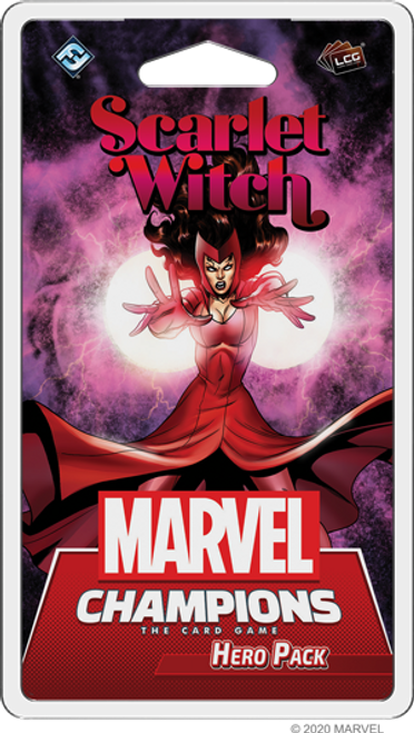 Marvel Champions LCG: Scarlet Witch