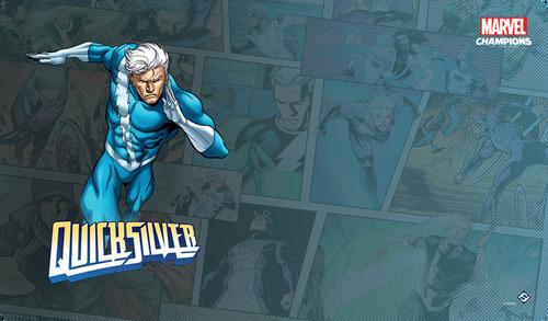 Marvel Champions LCG: Quicksilver Mat