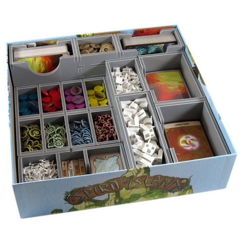 Box Insert: Spirit Island & Branch And Claw
