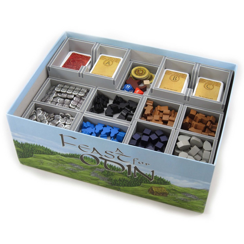 Box Insert: A Feast for Odin & Expansions