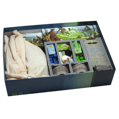 Box Insert: Isle of Skye & Expansions