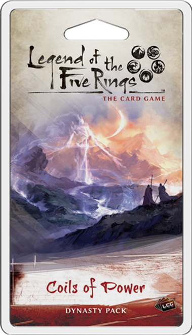 Legend of the Five Rings: The Card Game -  Coils of Power