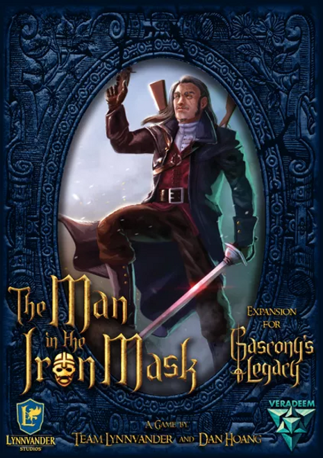 Gascony's Legacy: Man In the Iron Mask