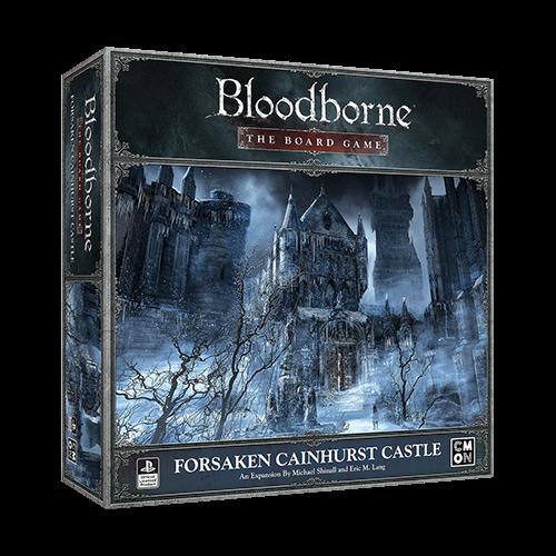Bloodborne: The Board Game -  Forsaken Cainhurst Castle Expansion