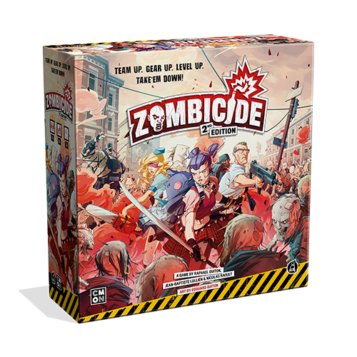 Zombicide ( second edition )