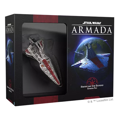 Star Wars Armada: Venator-class Destroyer
