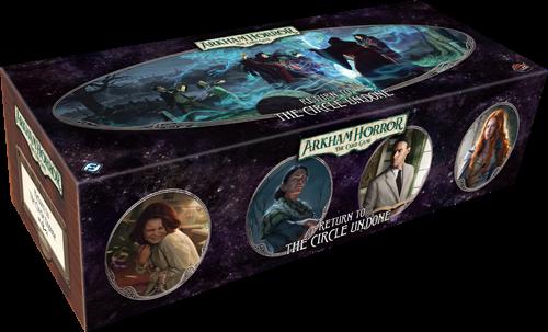 Arkham Horror: The Card Game - Return to the Circle Undone