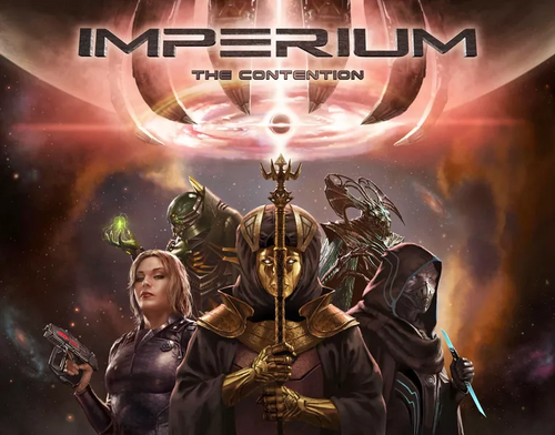 Imperium: The Contention Deluxe