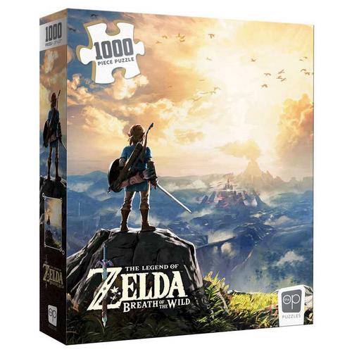The Legend of Zelda Breath of the Wild 1000 Piece Puzzle