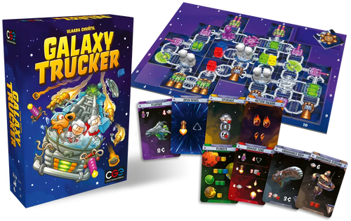 Galaxy Trucker ( second edition )