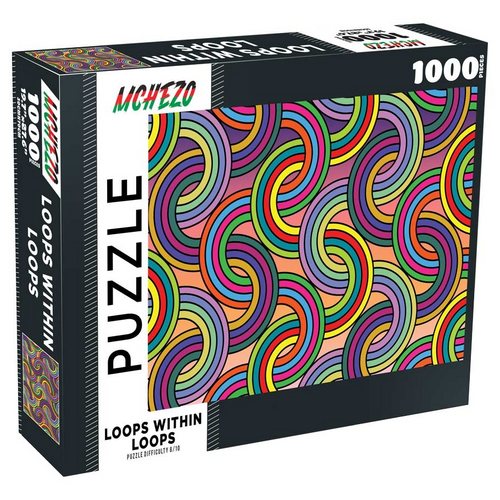 Puzzle: Loops within Loops 1000pc