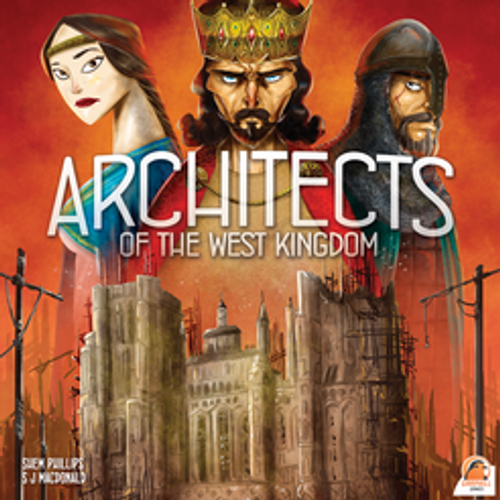Architects of the West Kingdom (Dinged/Dented - 20% off at checkout)