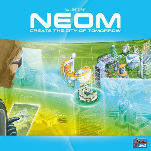 Neom: Create the City of Tomorrow (Dinged/Dented - 20% off at checkout)
