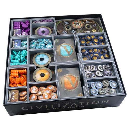 Box Insert: Civilization: A New Dawn