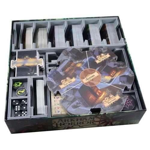 Box Insert: Arkham Horror ( 3rd Edition ) & Expansions