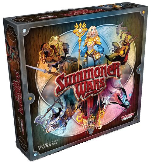 Summoner Wars ( second edition ): Master Set