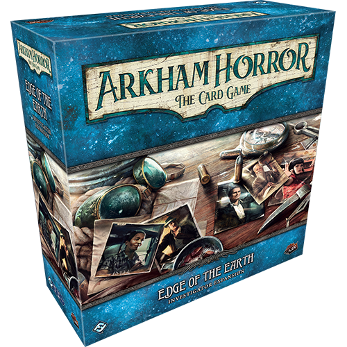 Arkham Horror: The Card Game - Edge of the Earth Investigator Expansion