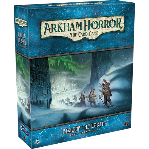 Arkham Horror: The Card Game - Edge of the Earth Campaign Expansion