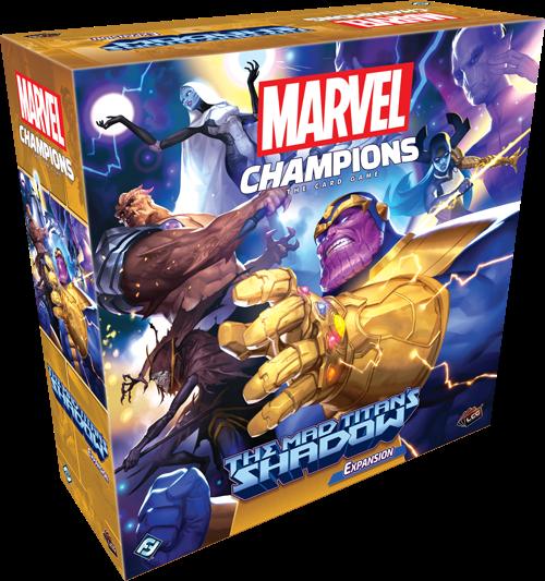 Marvel Champions LCG: The Mad Titan's Shadow