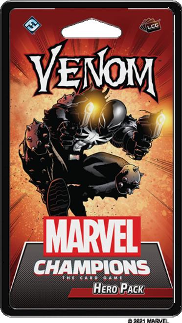 Marvel Champions LCG:  Venom Pack